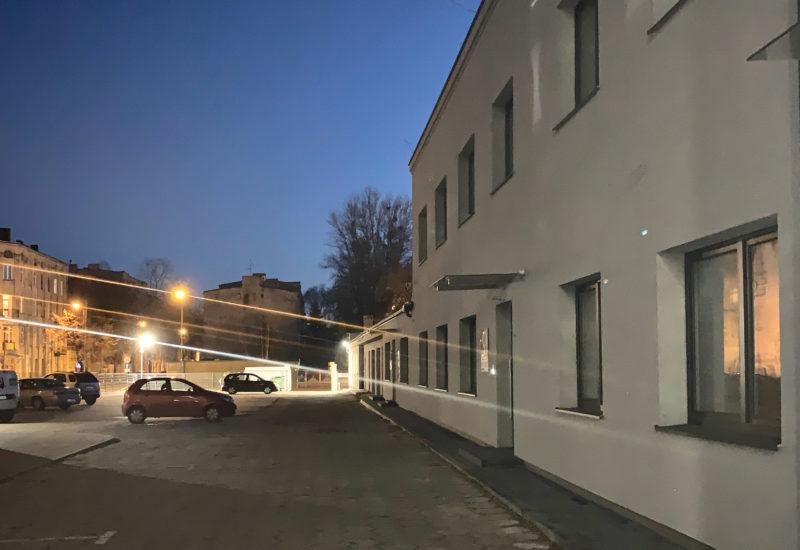 Lokal biurowy 140 m2, Łódź Centrum, Słowiańska 1/9